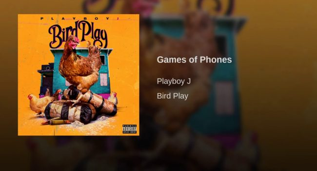 Playboy J – Games of Phones