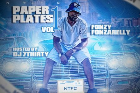 FONZY FONZARELLY PAPER PLATES VOL.1 HOSTED...